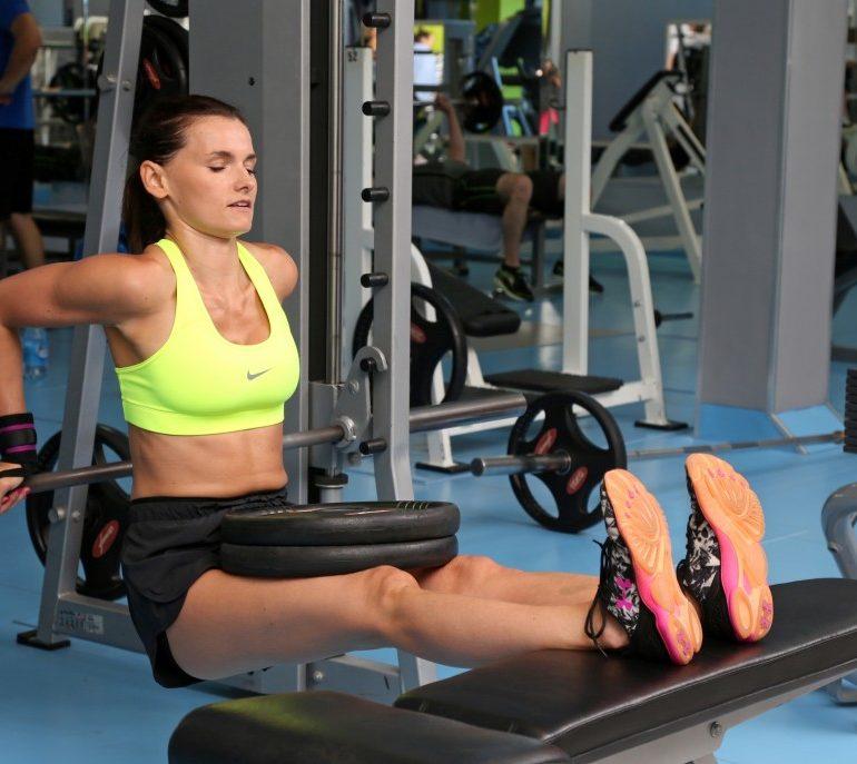 6 zasad na siłowni