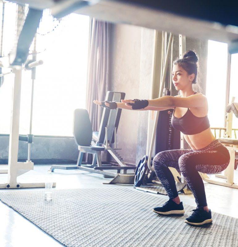 Szybki Trening całego ciała - 4 ćwiczenia!