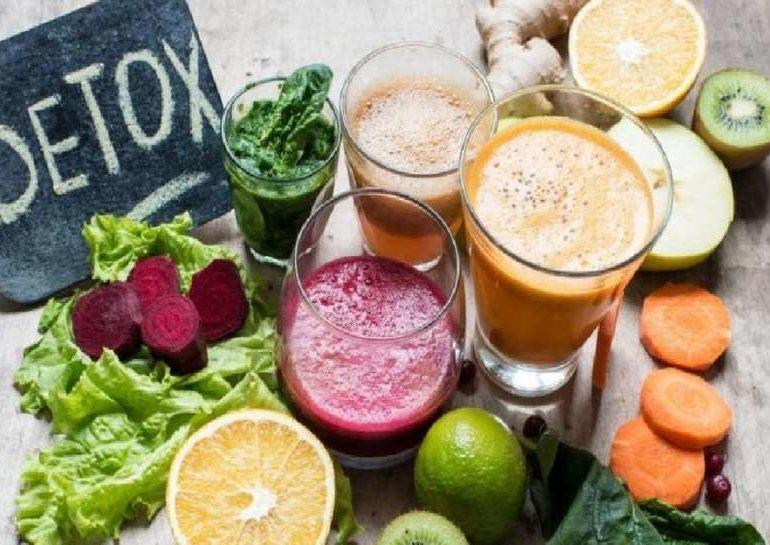 Dieta oczyszczająca - Oczyść swój organizm