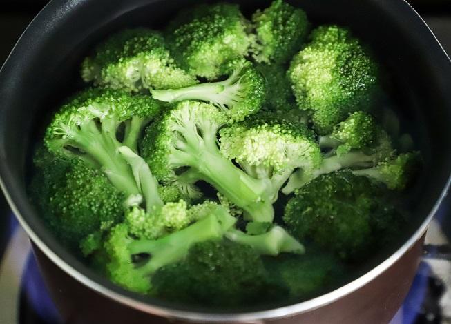 Brokuł – cenne warzywo.